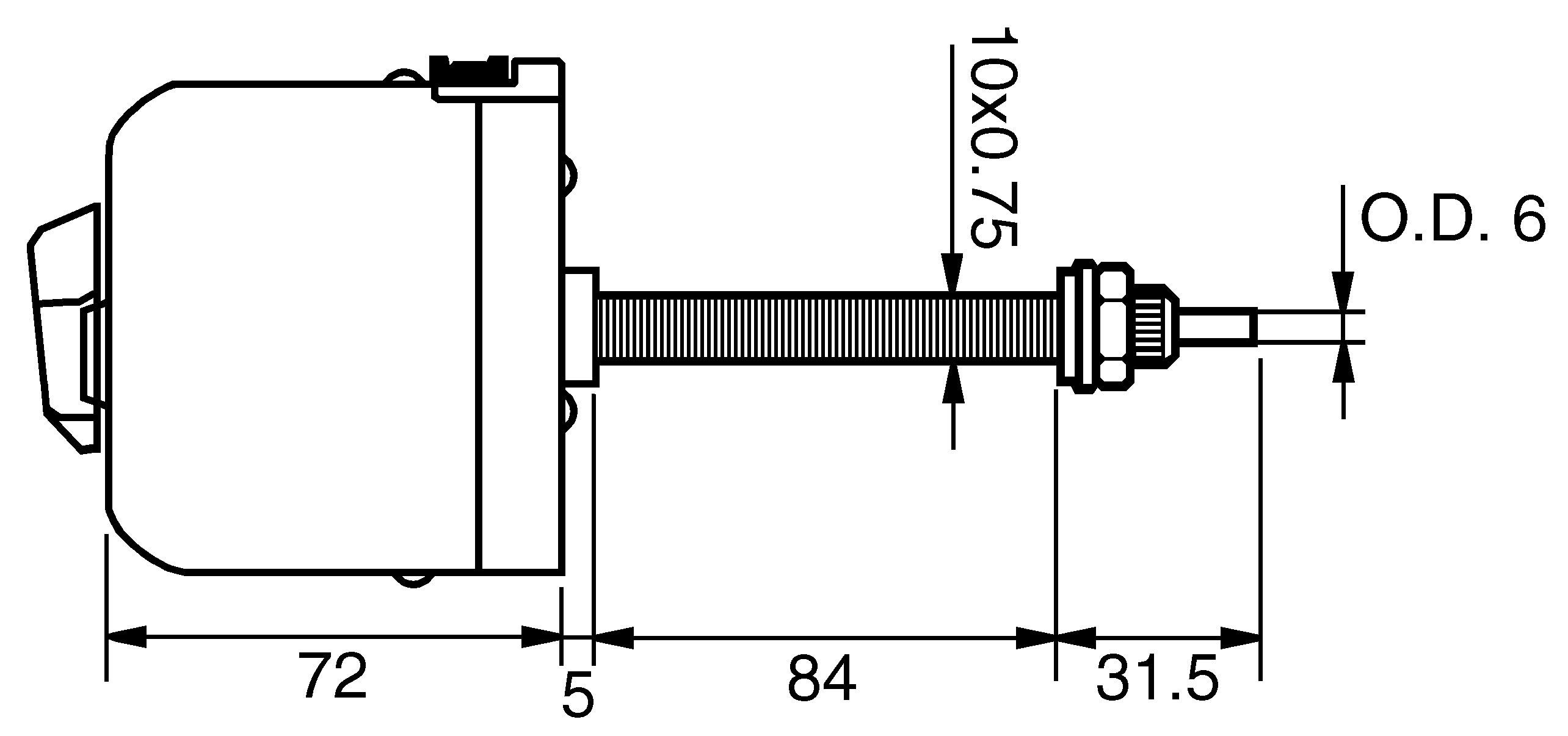 New HC CARGO Wiper Motor-160033