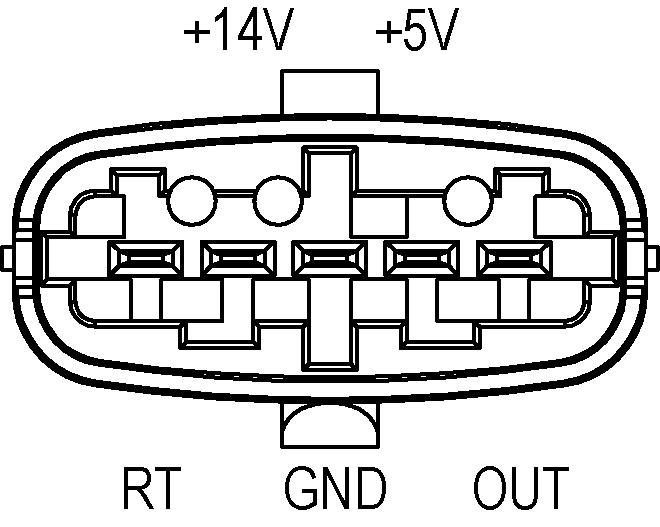 182259 Air Mass Sensor
