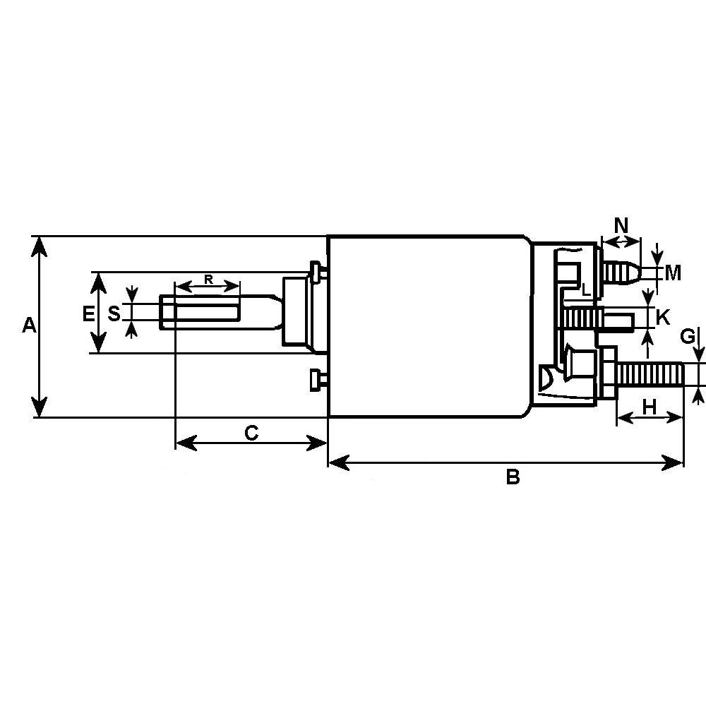 333155 Solenoid Arnolt Bristol Wiring Diagram Source Bosch